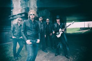 'Just Jovi' - Bon Jovi tribute band