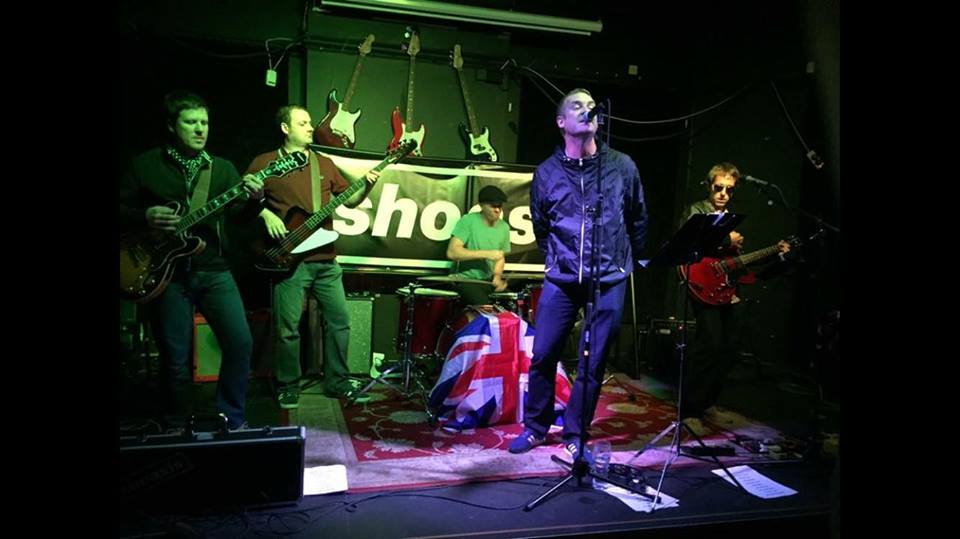 Leigh Rock - Oasis tribute night