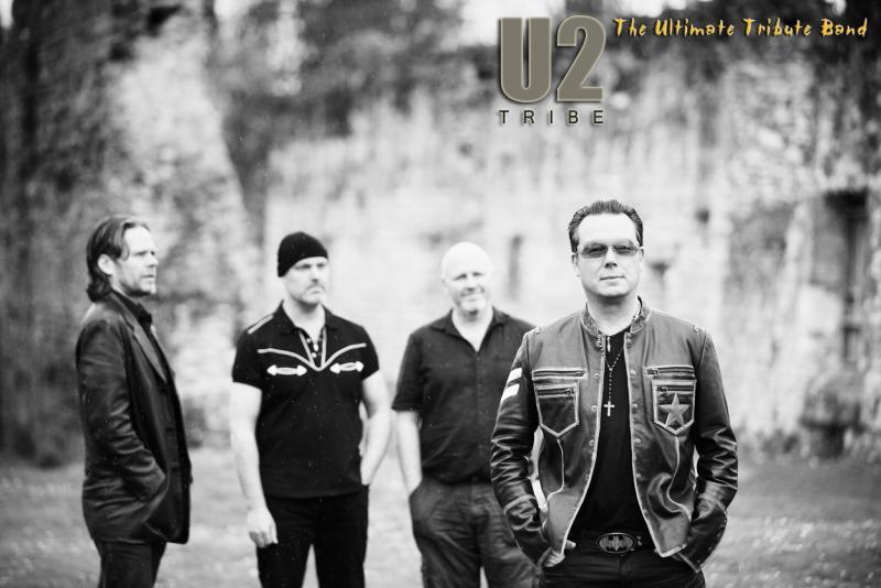 Leigh Rock – U2 tribute night – 9 June 2018
