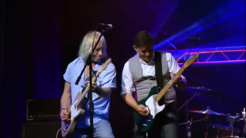 Leigh Rock – Status Quo tribute night – 19 May 2018