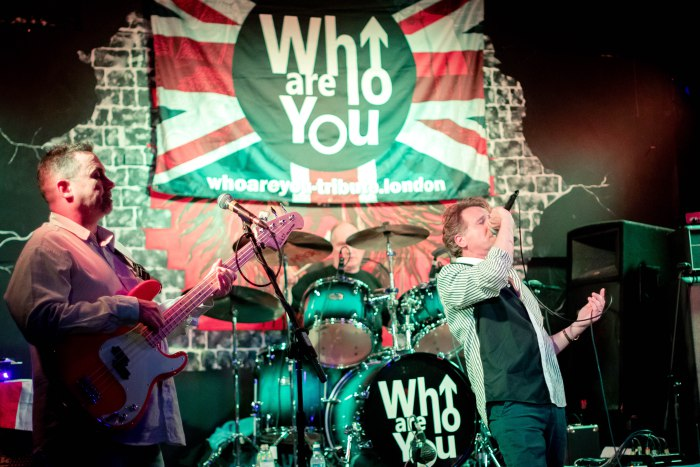 Leigh Rock – The Who tribute night – 22 Sept 2018