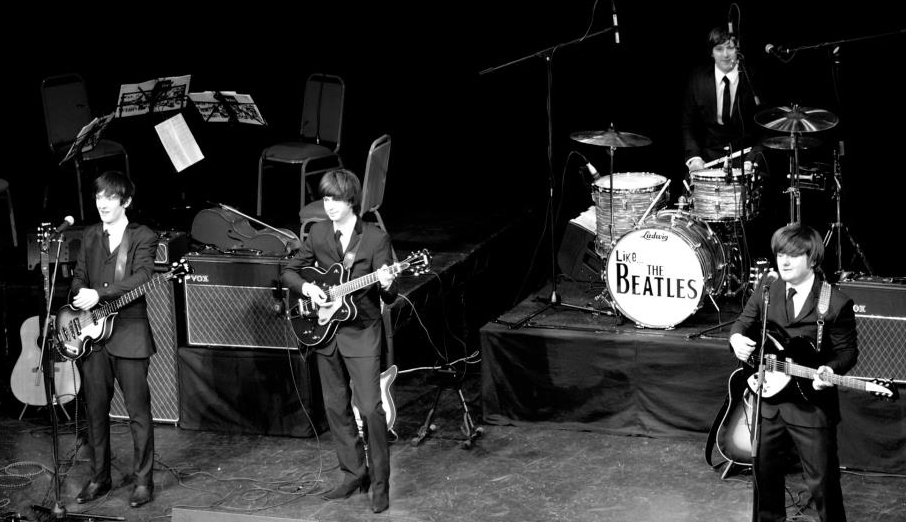 Leigh Rock - The Beatles tribute night